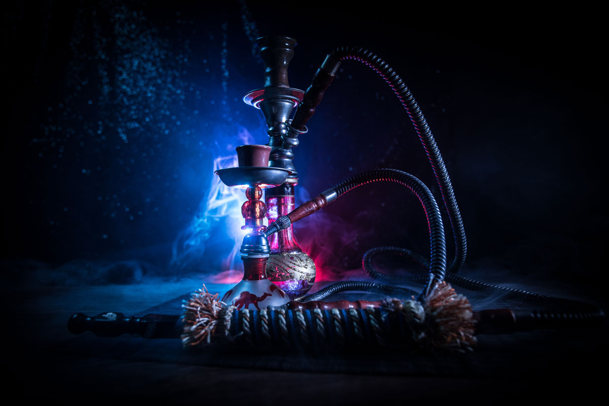 Magic Shisha Menu