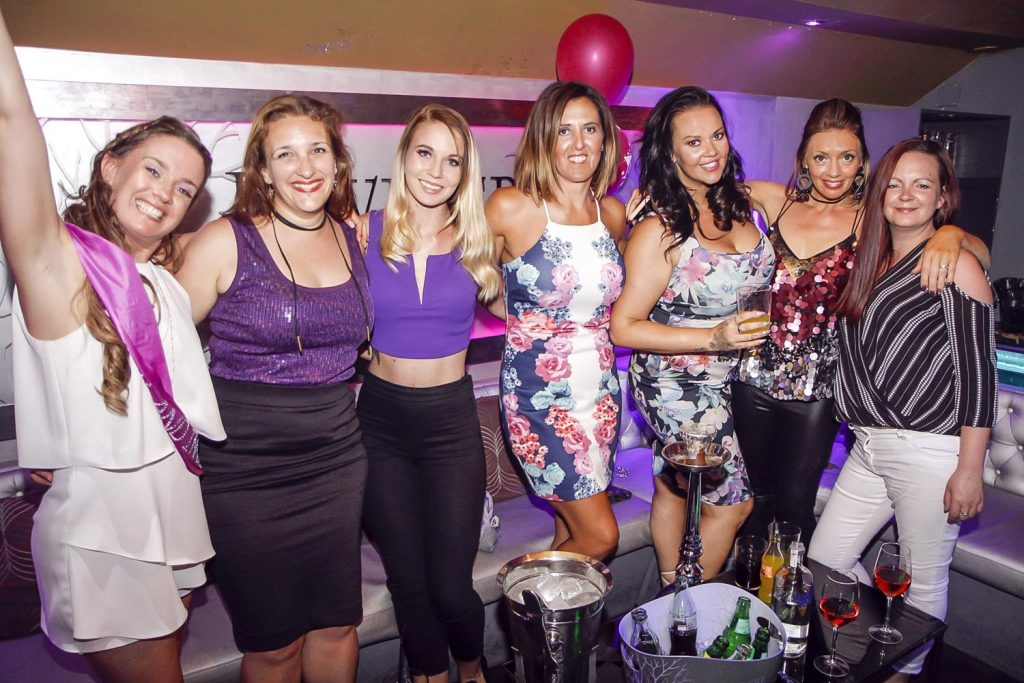 Hen Parties at Magic Lounge Club